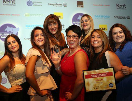 Runner Up – Dartford & Gravesham Business Awards 2014