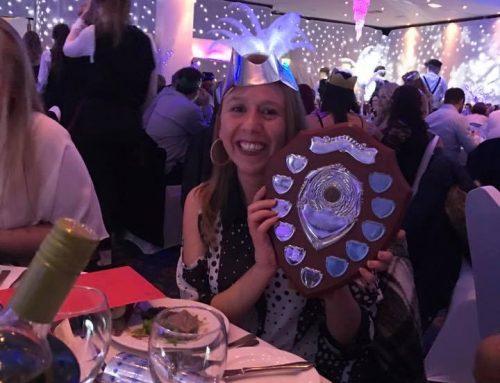 Employee of the Year & Outstanding Contribution 2016!
