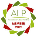 Member of Assocation of Labour Providers 2021