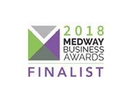 2018 Medway Business Awards Finalist