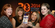 Growth Award – Medway Business Awards 2014